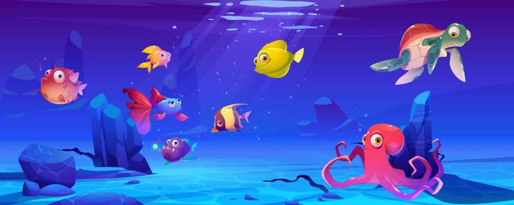 02How Many Species Of Ocean Animals Are There